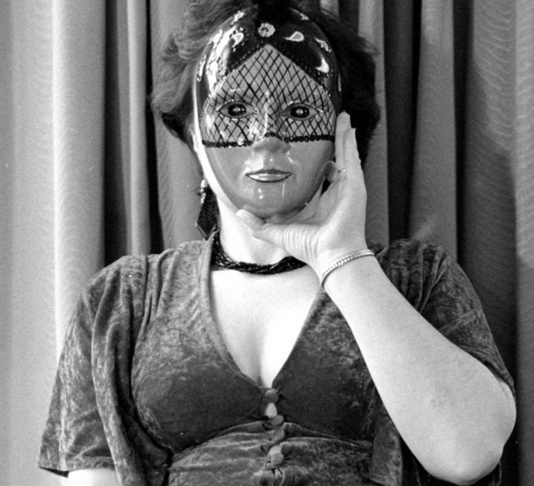 1 Self-portrait, part 1 by Lydia Popowich