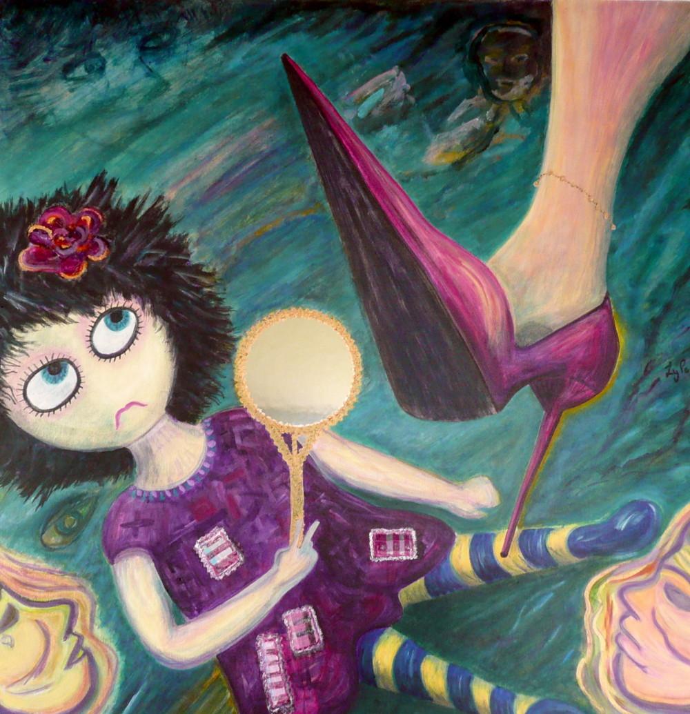 Lydia Popowich; Rag Doll